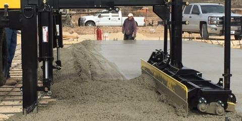 What Is Laser Screed® Technology & How Does It Work?, Happy Valley, New Mexico