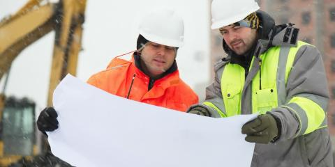 How Winter Conditions Can Affect Your Commercial Construction Project, Cincinnati, Ohio