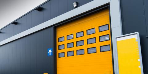 3 Reasons To Opt For A Fire Rated Garage Door, Williamsport, Pennsylvania