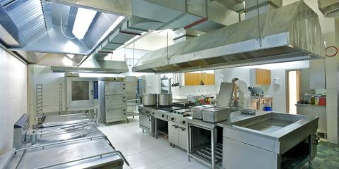 What Kind of Commercial Kitchen Equipment Should I Buy?, Onalaska, Wisconsin