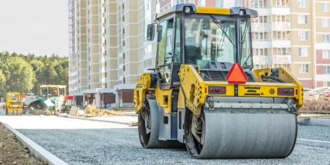Hiring a Paving Company? Look for These Four Features First, Webster, New York