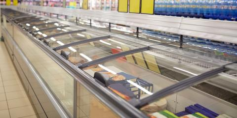 How Commercial Refrigeration Equipment Differs From Home Freezers, Lexington-Fayette, Kentucky