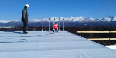 Own a business? Call General Roofing Today!, Anchorage, Alaska