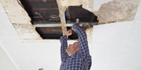 Suspect a Roof Leak? 4 Reasons to Call a Commercial Roofing Contractor Immediately, Lincoln, Nebraska