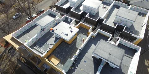 4 Flat Roofing Materials for Commercial Businesses, Denver, Colorado