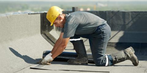3 Factors to Consider During a Commercial Roof Replacement, Lebanon, Kentucky