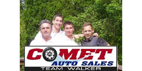 Comet Auto Sales, Car Dealership, Shopping, Manchester, New Hampshire
