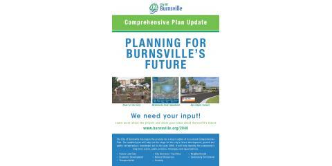 The City of Burnsville Wants Your Feedback, Minneapolis, Minnesota