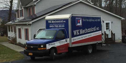 WK Mechanical, Inc., Heating & Air, Services, Monroe, New York