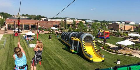 5 Party Rentals for Family-Friendly Corporate Events, Franklin, Ohio