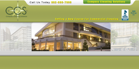 Compass Cleaning Solutions, Cleaning Services, Services, Tempe, Arizona