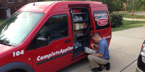 Complete Appliance Service, Appliance Repair, Services, Cincinnati, Ohio