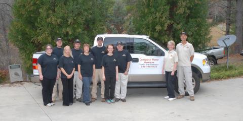 Complete Home Services/VistaScapes, Property Management, Real Estate, Blairsville, Georgia
