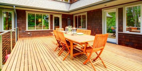3 Ways to Extend Your Composite Decking's Lifespan, Stayton, Oregon