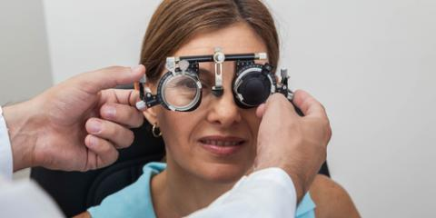 Ready to See Clearly? Find Out if Glasses or Contact Lenses Are Right for You, Washington, Missouri
