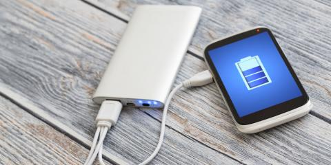 Computer Service Suggests 3 Ways to Prolong Smartphone Battery Life, Russellville, Arkansas
