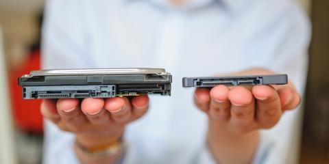 3 Benefits of an SSD Upgrade, Canton, Ohio