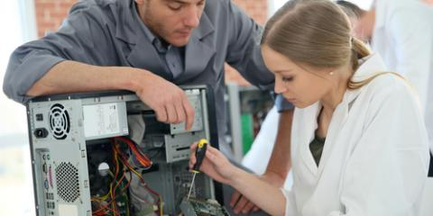3 Reasons to Visit a Professional for Computer Repairs, Bossier City, Louisiana