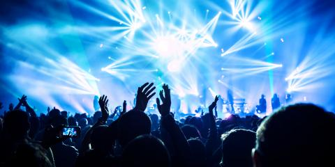 How to Prevent Sensory Overload From Concert Lighting, Batavia, New York