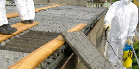 Asbestos: What You Need to Know, Poplar Tent, North Carolina