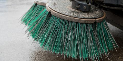 5 Uses for Power Sweepers: Concord's Floor Care Team Shares, Concord, North Carolina