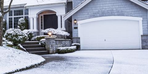 3 Benefits of Having a Concrete Driveway in the Wintertime, Windham, Connecticut