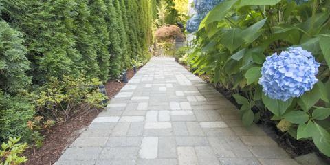 Stamped Concrete vs. Concrete Pavers, Windham, Connecticut