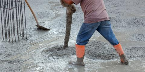 5 Mistakes People Commonly Make When Installing Concrete, Aberdeen, Ohio