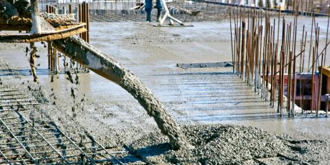 What's the Difference Between Cement & Concrete?, Battletown-Payneville, Kentucky