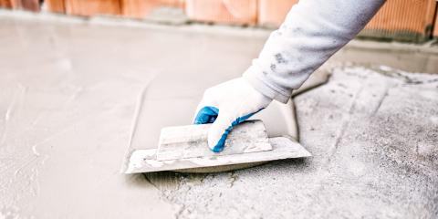 FAQ about Concrete Flatwork, Cookeville, Tennessee