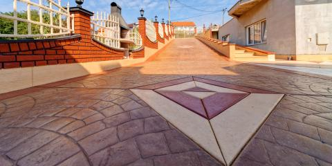3 Incredible Benefits of Stamped Concrete, Centertown, Missouri