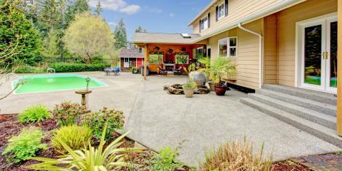 3 Functional & Beautiful Concrete Patio Ideas, Kalifornsky, Alaska