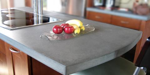 3 Reasons to Consider Concrete Countertops From L. Suzio York Hill Companies, Meriden, Connecticut