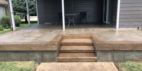 Build Lasting Concrete Decks With LiteDeck, South Sioux City, Nebraska