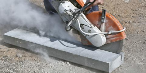 4 Reasons to Hire Local Cutters for Concrete Demolition, Islip, New York