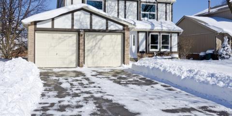 4 Benefits of Heated Concrete Driveways, Windham, Connecticut