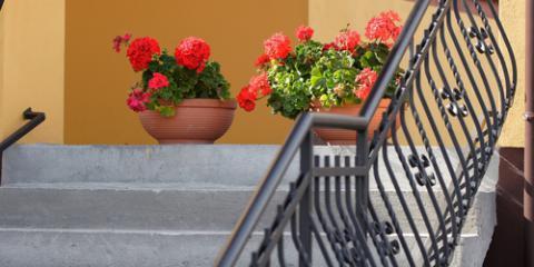 3 Ideas for a Concrete Patio, Cincinnati, Ohio