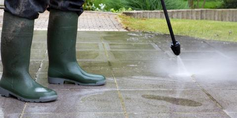 How to Remove Stains from Concrete Surfaces, West Bloomfield, New York