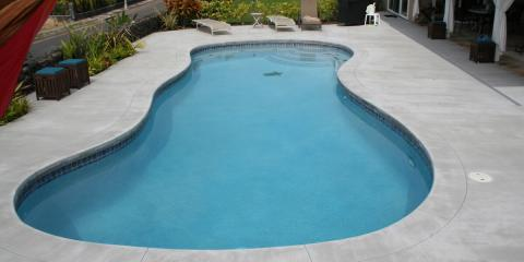 3 Reasons to Use Krystalkrete® as Your Concrete Pool Finish, South Kona, Hawaii