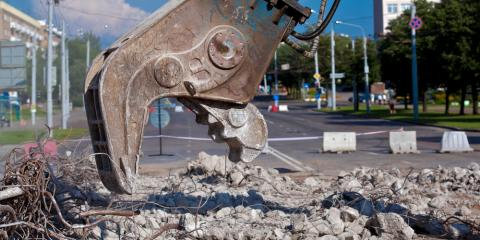 What Does the Concrete Recycling Process Entail Involve?, Eleele-Kalaheo, Hawaii