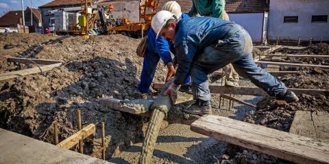 3 Tips for Preventing Cement Burns, Chesterfield, Missouri