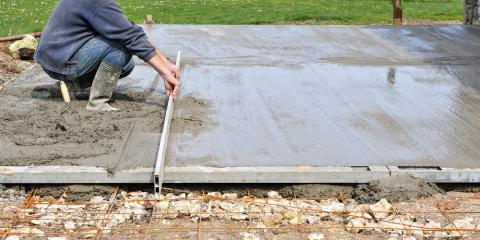 3 Tips for Choosing the Best Concrete Repair Company, Pond Creek, Kentucky
