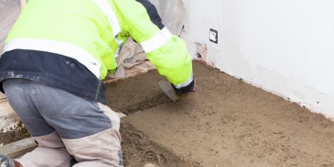 Can You Do Concrete Repairs in Winter?, Columbia, Missouri