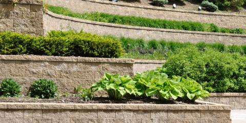 3 Benefits of Installing a Concrete Retaining Wall on Your Property, Sherman, West Virginia