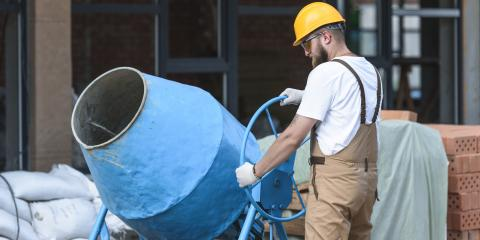 4 Reasons to Use Concrete in Your Project, Newark, New York