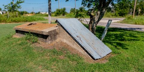 4 Common Questions About Concrete Storm Shelters, Pottsville, Arkansas