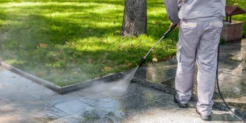 A Guide to Concrete Cleaners & Their Uses, Windham, Connecticut