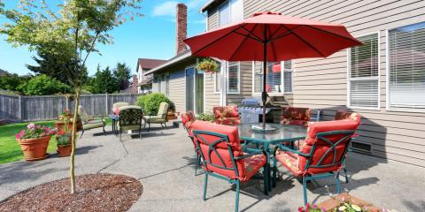 3 Tips to Freshen Up Your Concrete Patio, Windham, Connecticut