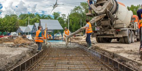3 Steps to Prepare for Your Concrete Mix Delivery, Windham, Connecticut