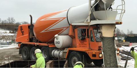The Do's and Don'ts of Handling Ready-Mix Concrete, Windham, Connecticut